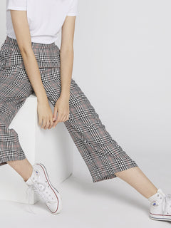 Fad Friend Pant - Black Plaid (B1131901_BLP) [2]