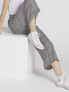 Fad Friend Pant - Black Plaid (B1131901_BLP) [3]