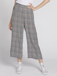 Fad Friend Pant - Black Plaid (B1131901_BLP) [F]