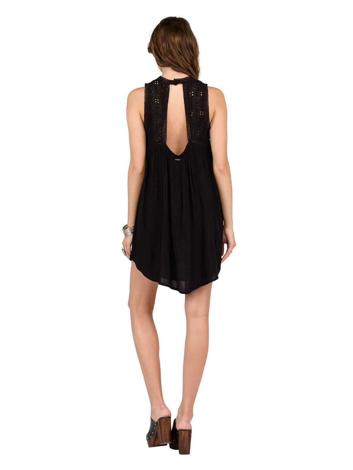 Vestido Sunset Path - Black