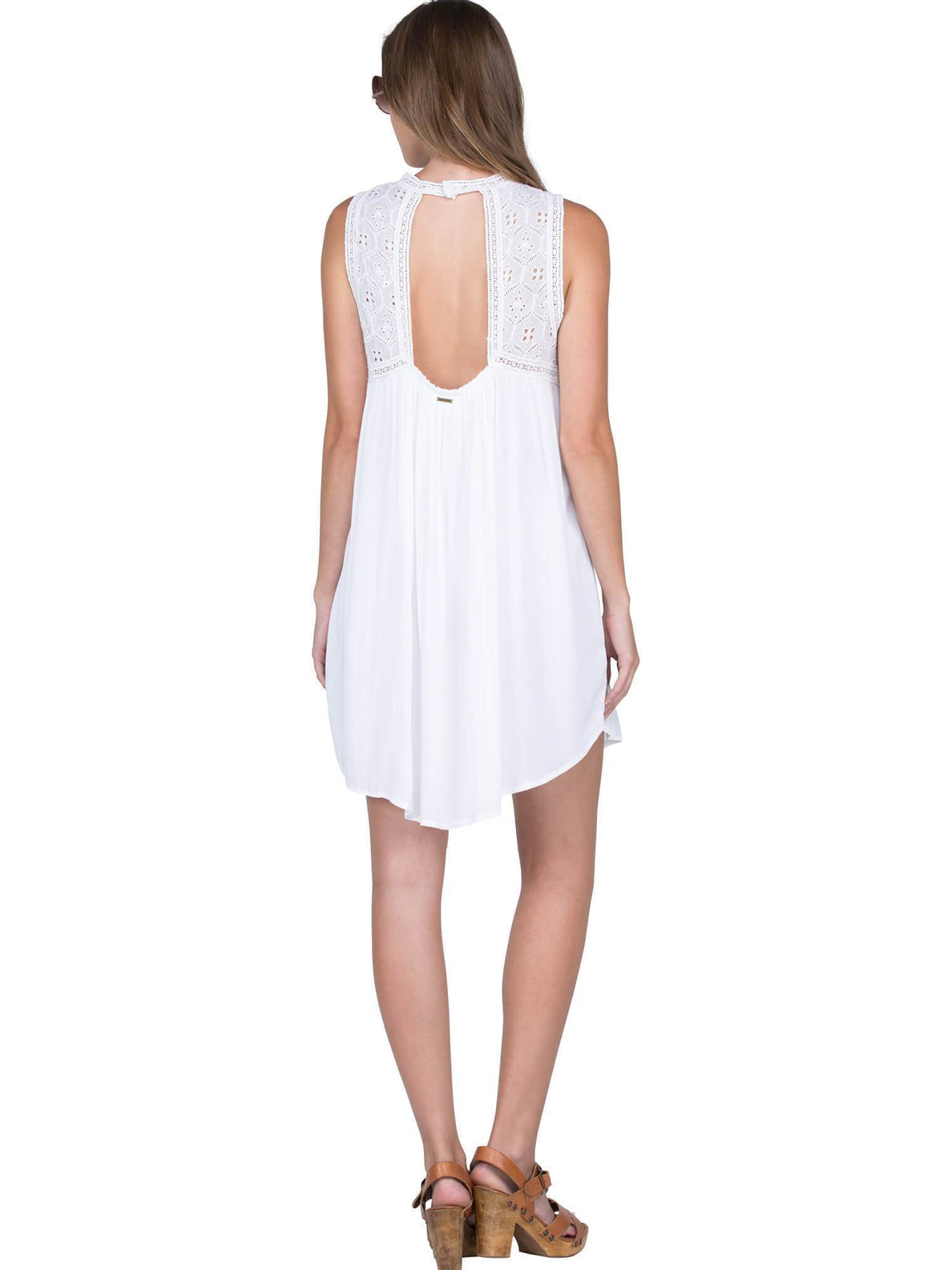 Vestido Sunset Path - White