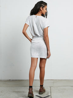 Vestido Mix A Lot - Star White