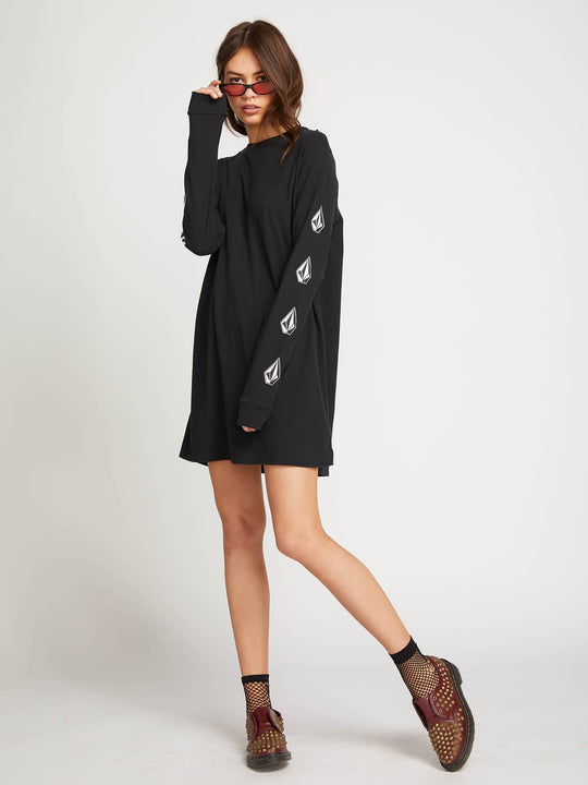 Vestido What A Trip - Black