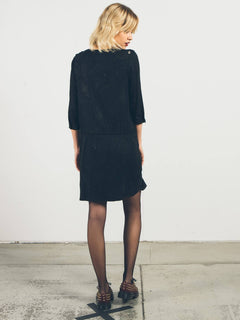 Vestido Space Trip - Black