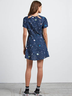 Vestido Gmj Tea Dre - Sea Navy