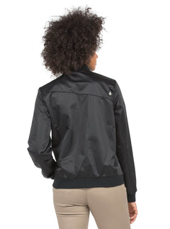 Chaqueta In My Lane - Black