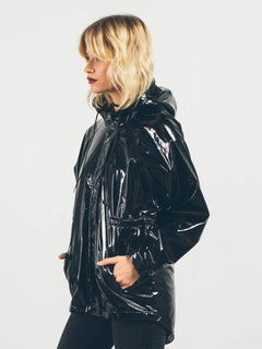Chaqueta Acid Rain - Black