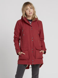 Walk On By 5K Parka - Auburn (B1531950_AUB) [1]