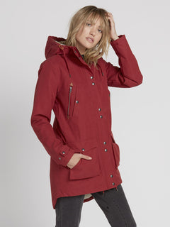 Walk On By 5K Parka - Auburn (B1531950_AUB) [2]