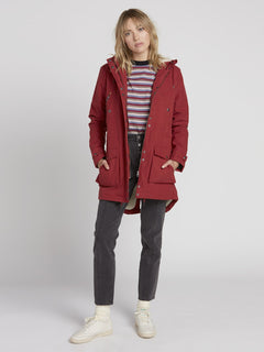Walk On By 5K Parka - Auburn (B1531950_AUB) [5]