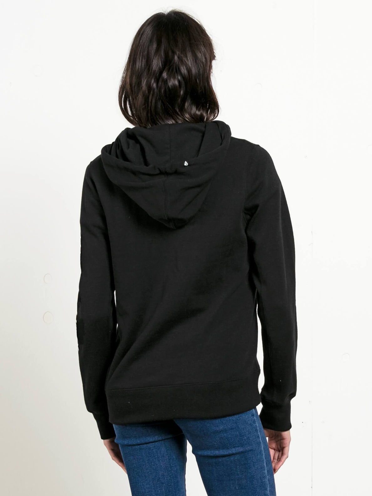 Sudadera Con Capucha Slippin' Up - Black