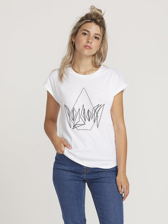 Camiseta Dare - White