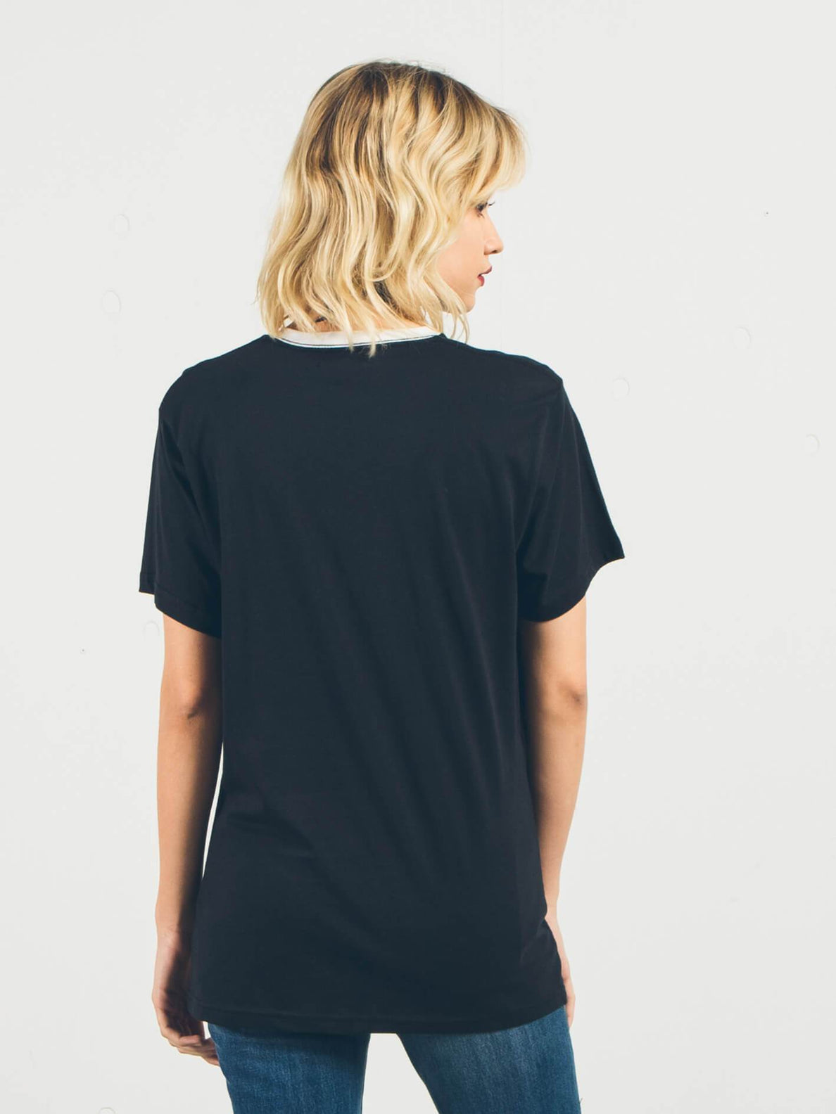 Camiseta de manga corta Simply Stoned - Black
