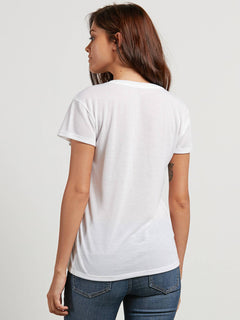 Camiseta Easy Babe Rad 2  - White