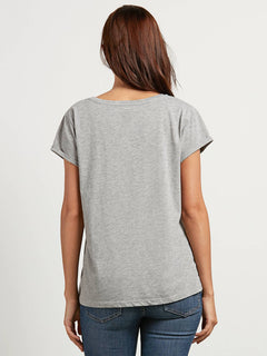 Camiseta Radical Daze  - Heather Grey