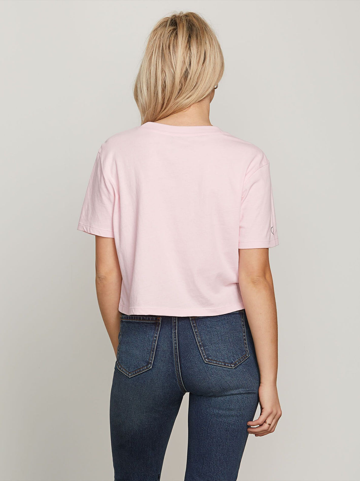 Camiseta Pocket Dial Tee - Faded Pink
