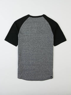 Banks Colorblock Henley - Black (Niňo)