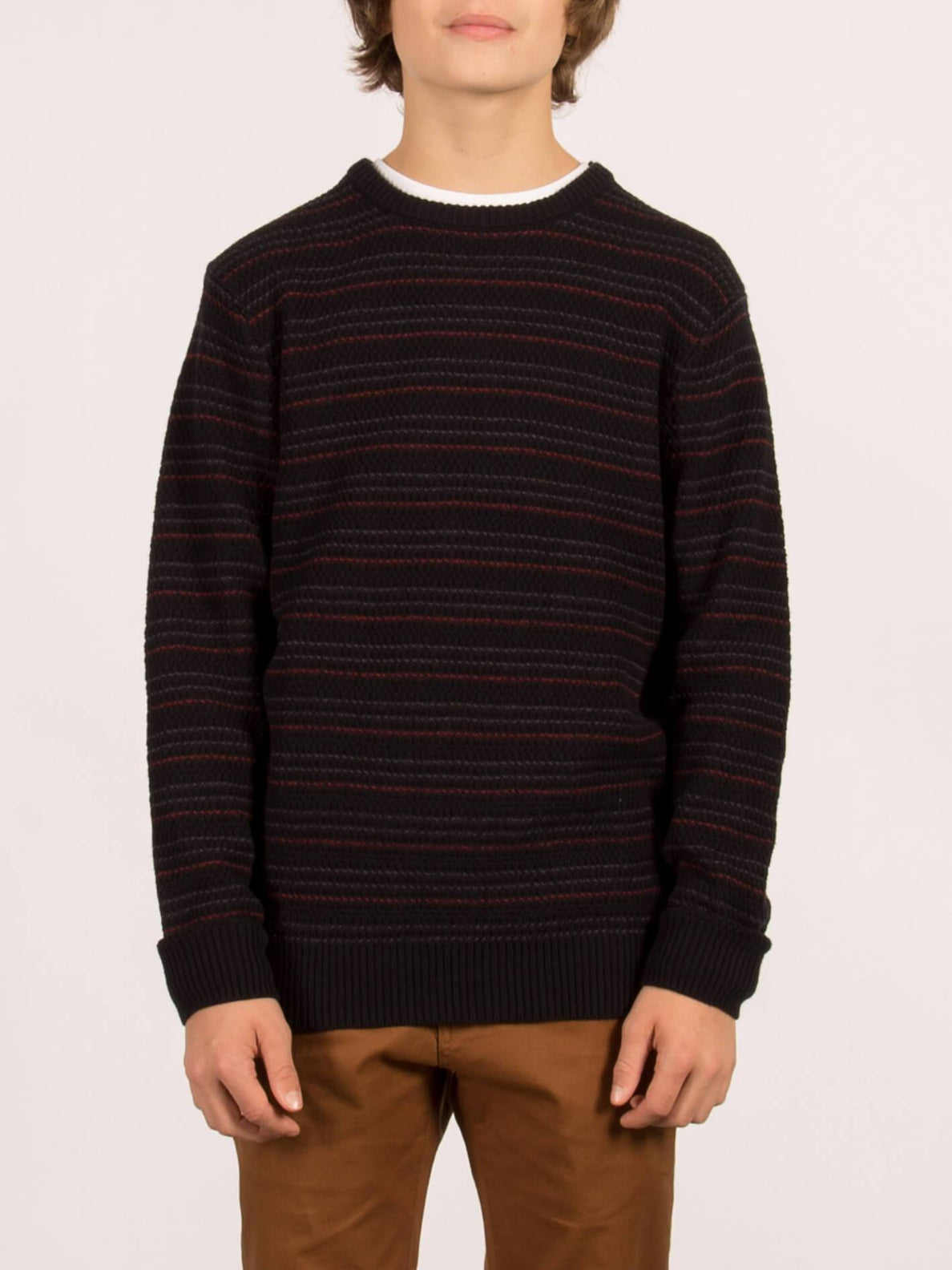 NEWSTONE SWEATER NAVY (Niňo)