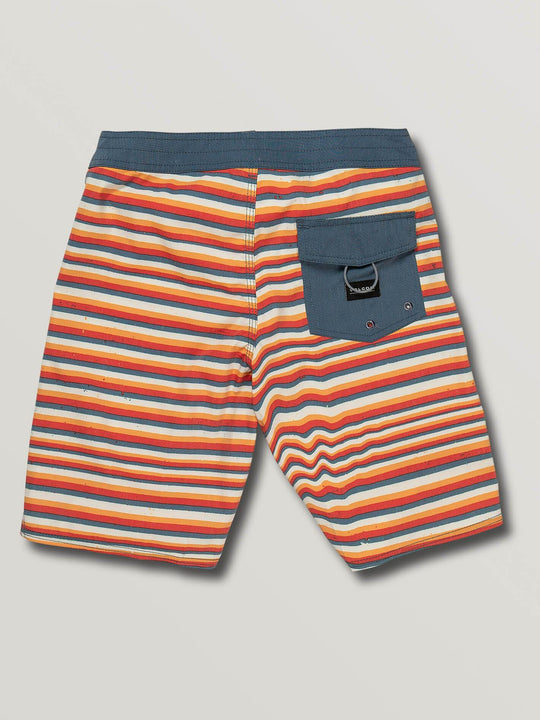 Boardshorts Aura - Yellow Orange (Niňo)