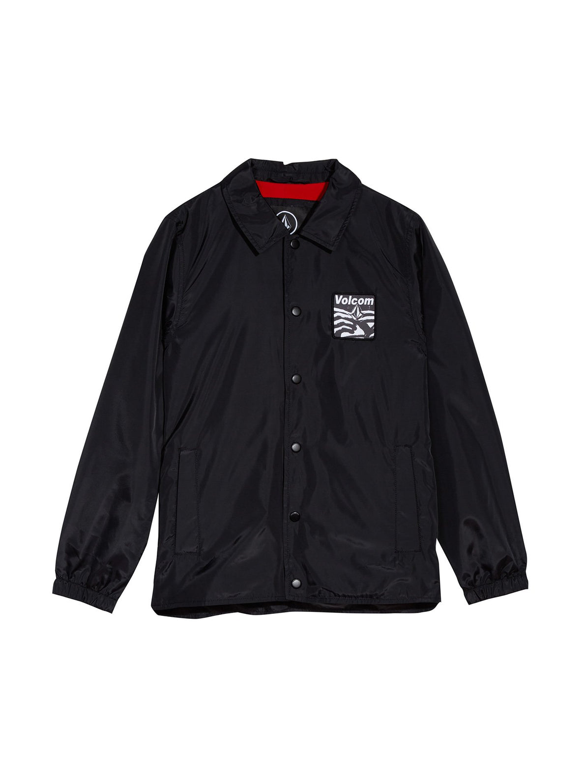 Brews Coach Jacket - Black (Niňo)