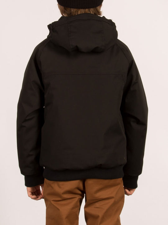 Big Boys Hernan Jacket - Black (Niňo)