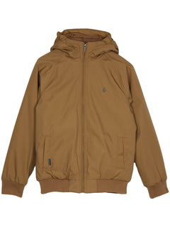 Big Boys Hernan Jacket - Burnt Khaki (Niňo)