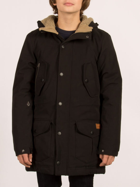 Starget Jacket - Black (Niňo)