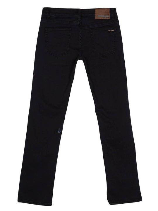 Big Boys Vorta Slim Fit Jeans - Ink Black (Niňo)