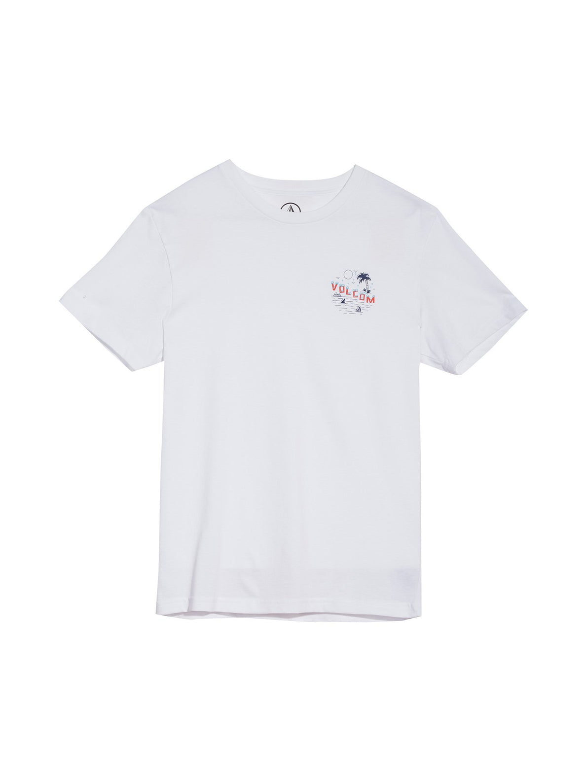 Fridazed Short Sleeve Tee - White (Niňo)