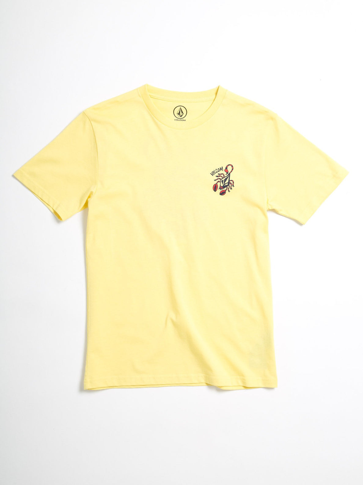 Camiseta Scorpion - Yellow (Niňo)