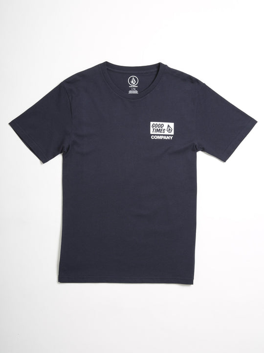 Camiseta Good Times - Navy (Niňo)