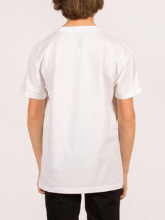 Ratical Short Sleeve - White (Niňo)