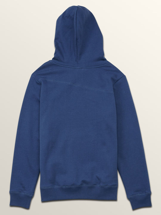 Big Boys Stone Pullover Hoodie - Matured Blue (Niňo)