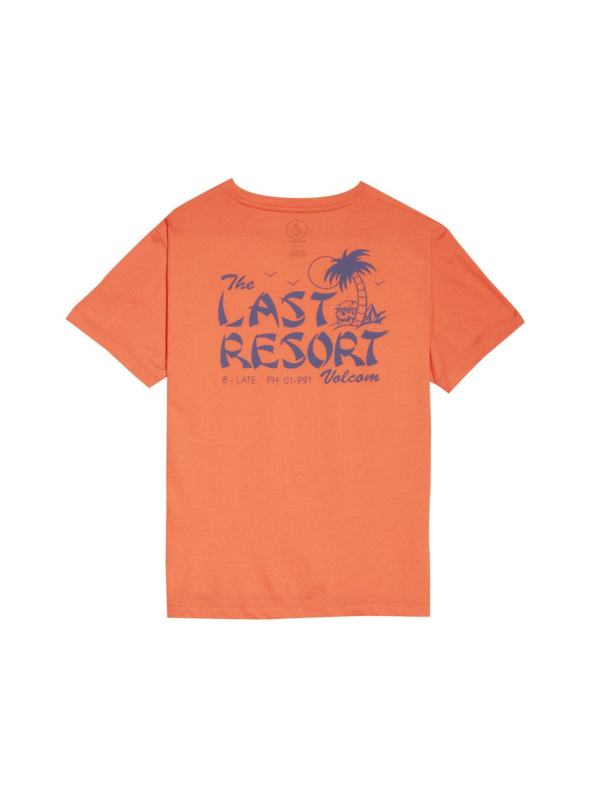 Last Resort Pocket Tee - Salmon (Niňo)