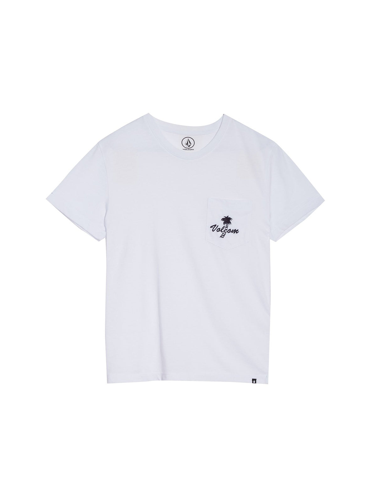 Last Resort Pocket Tee - White (Niňo)