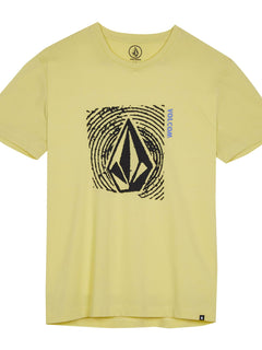 Stonar Waves  T-shirt - Acid Yellow (Niňo)