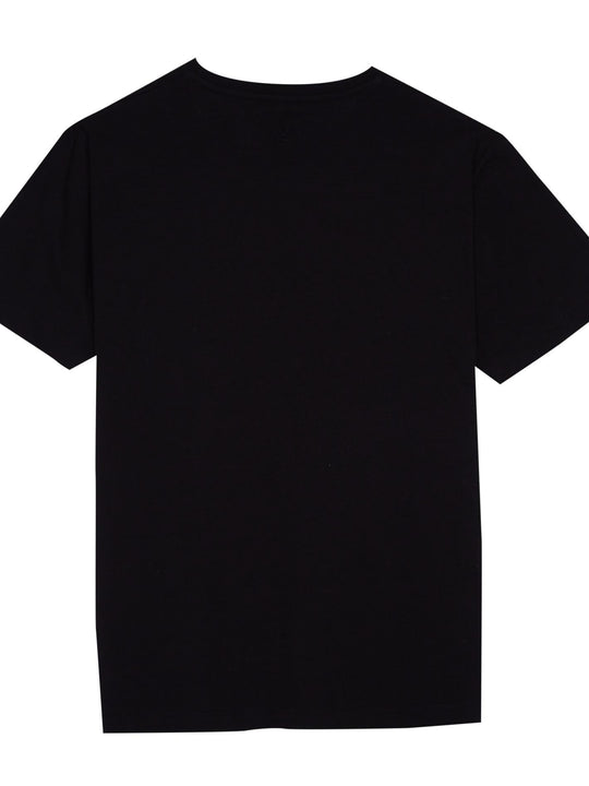 Stonar Waves  T-shirt - Black (Niňo)