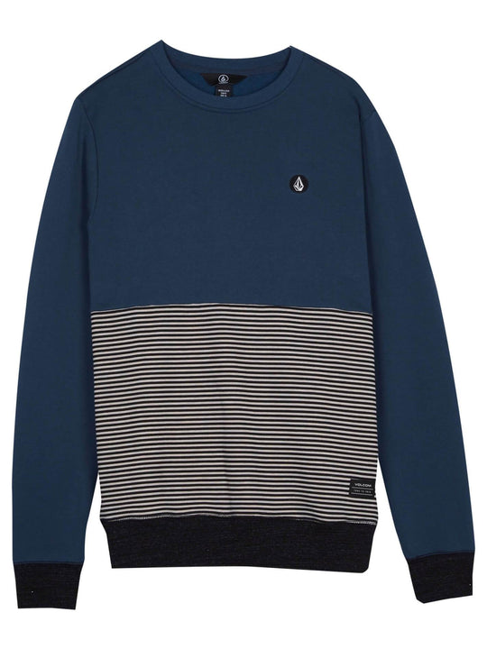 Threezy Sweaters - Navy Green (Niňo)