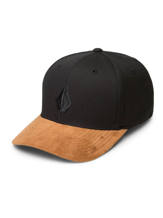 Full Stone Heather XFit Hat - Mud