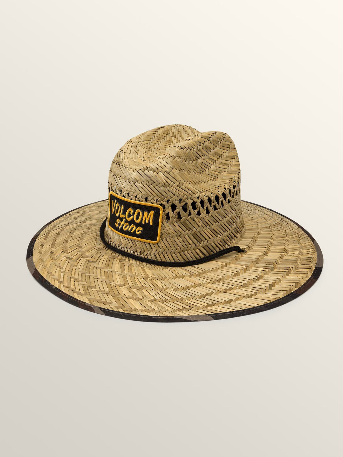 Sombrero De Rafia Trooper - Natural