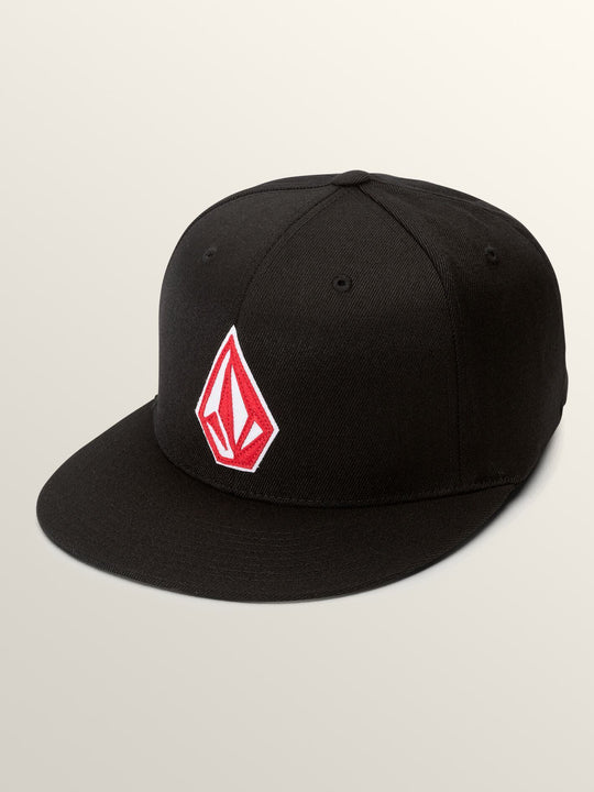 Gorra Stone Stack Jfit - Spark Red