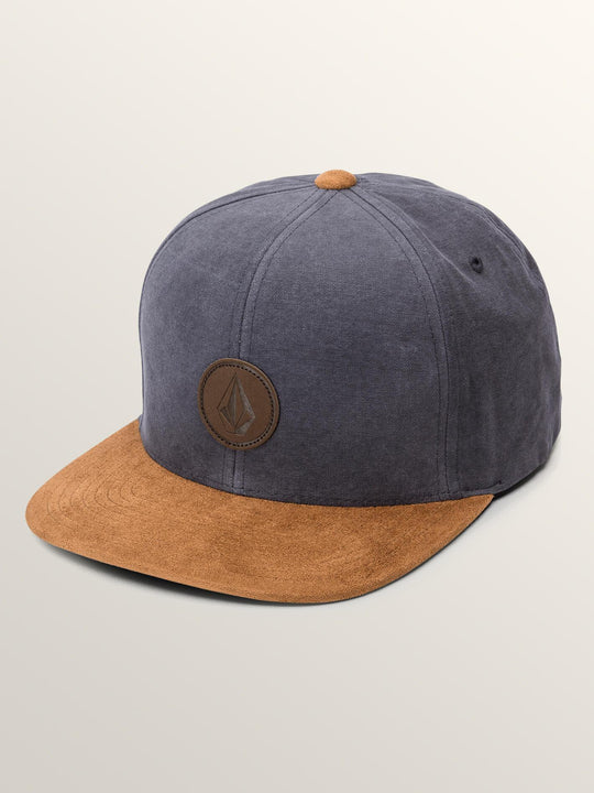 Gorra Quarter Fabric - Midnight Blue