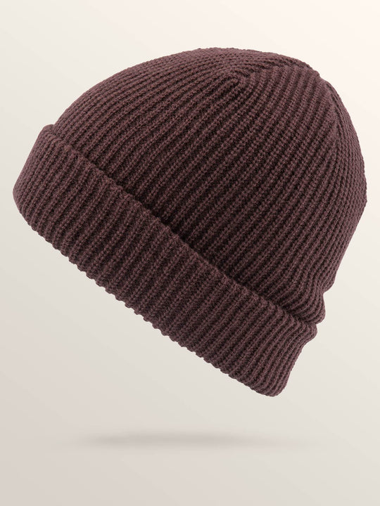 Gorro Full Stone - Bordeaux Brown