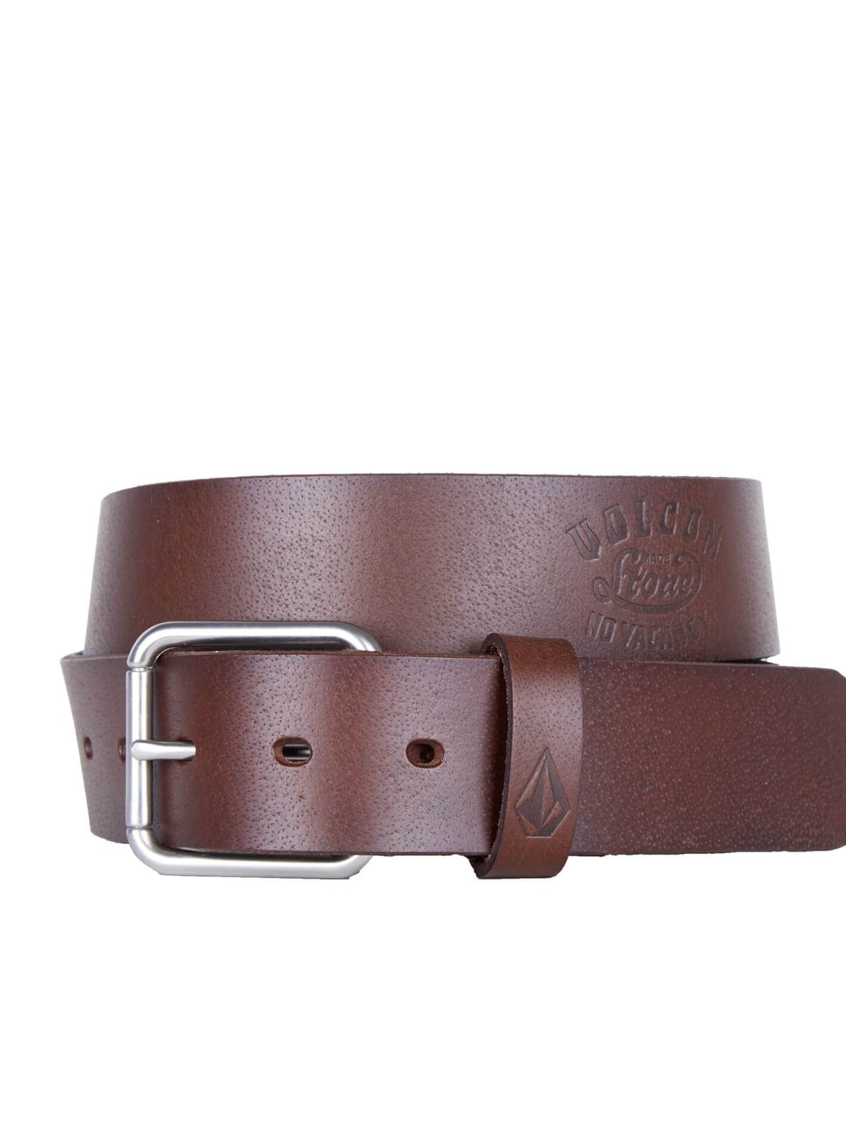 STONE ARMY BELT BROWN