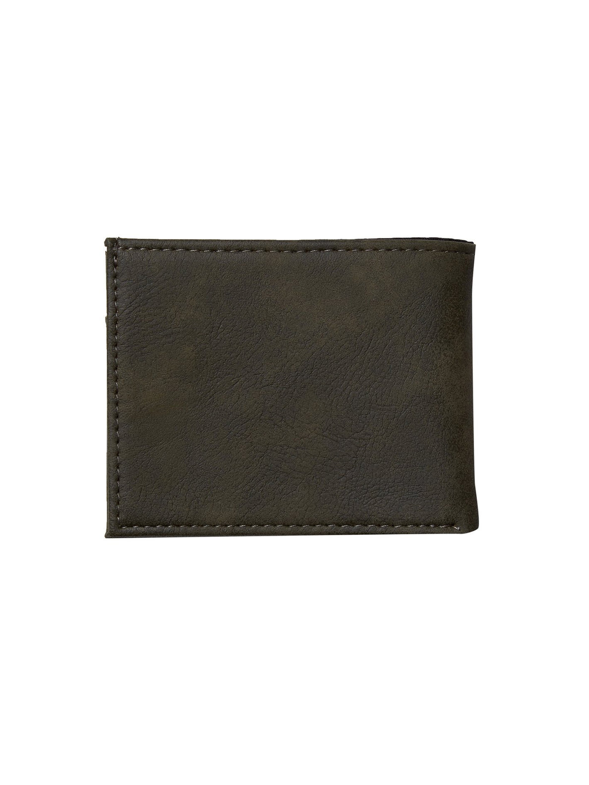 Cartera Slim Stone de PU - Military