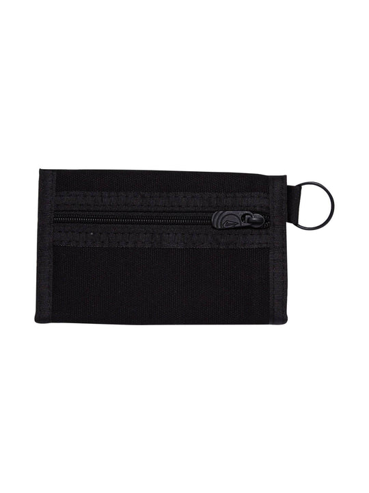 Cartera Full Stone Cloth Wlt - Black