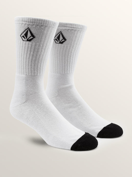 Calcetines Full Stone Sock - White