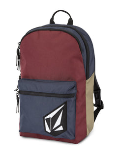 Academy Backpack - Cabernet (D6531650_CAB) [F]