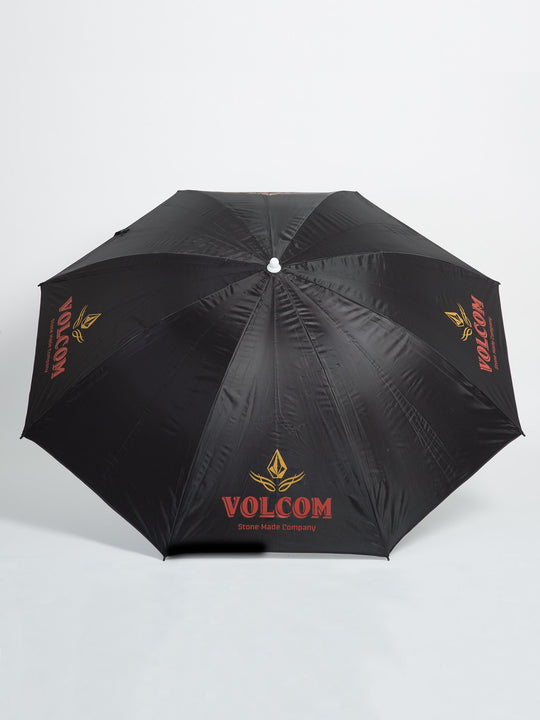 Sombrilla Volcom - Black