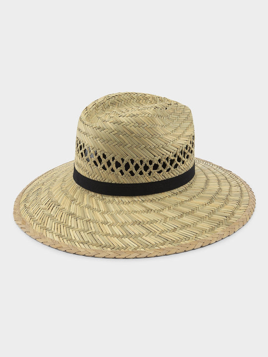 Sombrero Dazey Straw - Natural